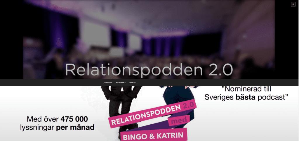 Webbsida till svenska företag av opti onnet ab